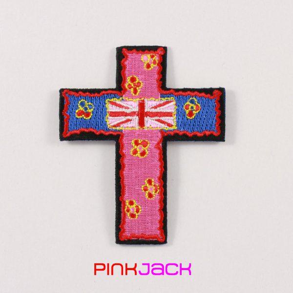 Crucifix patch