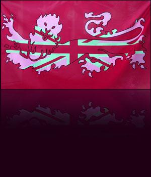 The British Lion Flag