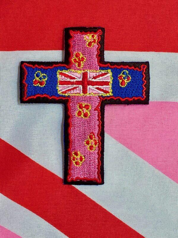 PinkJack Crucifix